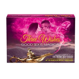 Three Wishes Good Sex is Magical