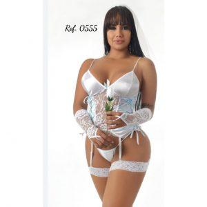 Disfraz de novia Ref 0555