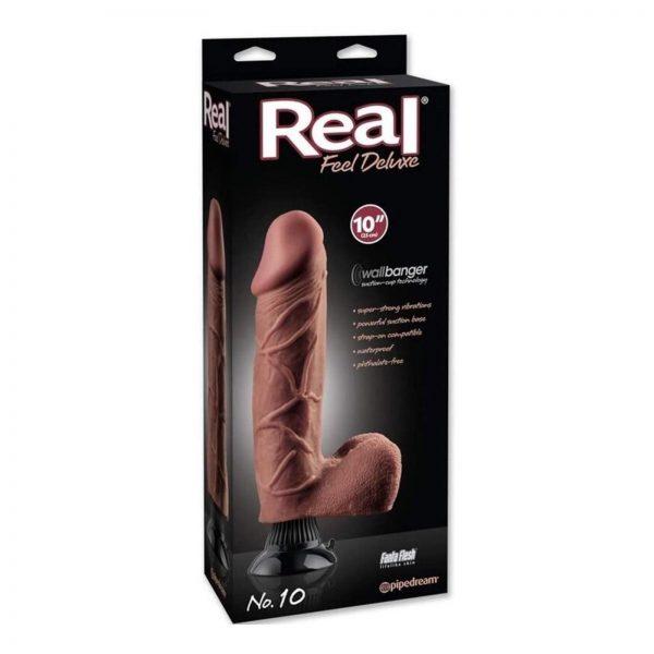 Vibrador Real Feel Deluxe 10