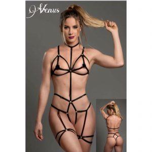 Arnes con liguero sensual Venus